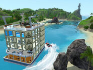 AventuraIsla Sims3