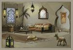 Les Sims 3 Destination Aventure Concept art 3