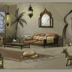 Les Sims 3 Destination Aventure Concept art 3.jpg
