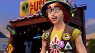 Les Sims 4 StrangerVille - trailer d'annonce officiel