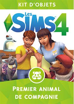 Packshot Les Sims 4 Premier animal de compagnie.png