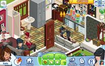 Sims Social - Gangster Week - Bella's House Sofa Bug