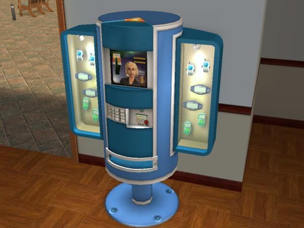 Sellafone Gadget Kiosk