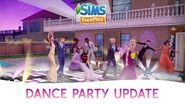The Sims FreePlay Dance Party Update Official Trailer