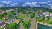 Foundry Cove from above
