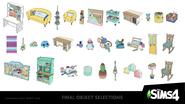 Créez un kit Les Sims 4 - Style des objets gagnant