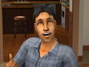 Victor Aspir In-game
