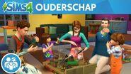 Officiële gameplaytrailer van De Sims 4 Ouderschap