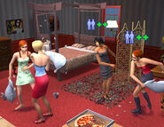 The Sims 2 University Screenshot 27