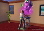Джинн в игре The Sims 2 для консолей