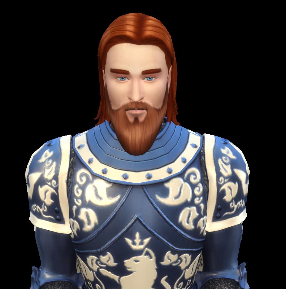 Шеймас, сын Вуллфа