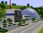 Landgraab Industries Science Facility