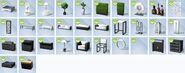 Les Sims 4 Ambiance Patio Contenu 2