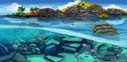 Sims 4 Vida Isleña Arte Conceptual 7