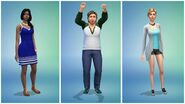 The Sims 4 CAS Screenshot 22