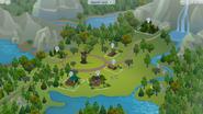 Granite falls map