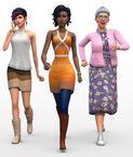 Les Sims 4 Render 25
