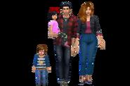 Lincoln croft family 16