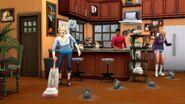 Sims 4 Zafarrancho de limpieza 1