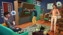 Les Sims 4 Mini-maisons 02