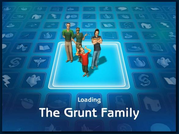 Grunt family