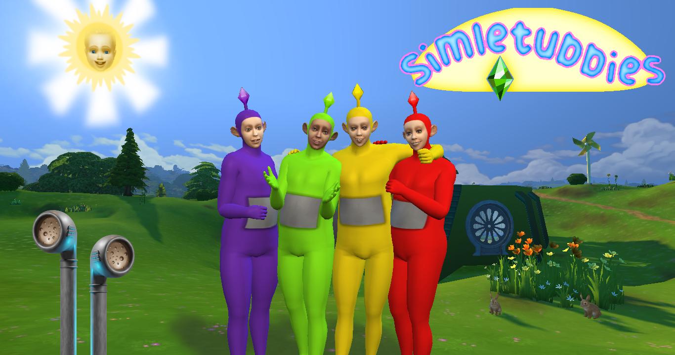 Simletubbies (TV Series)