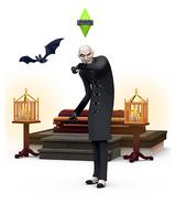 The Sims 4 Vampires Render 05