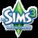 Logo Les Sims 3 Console.png