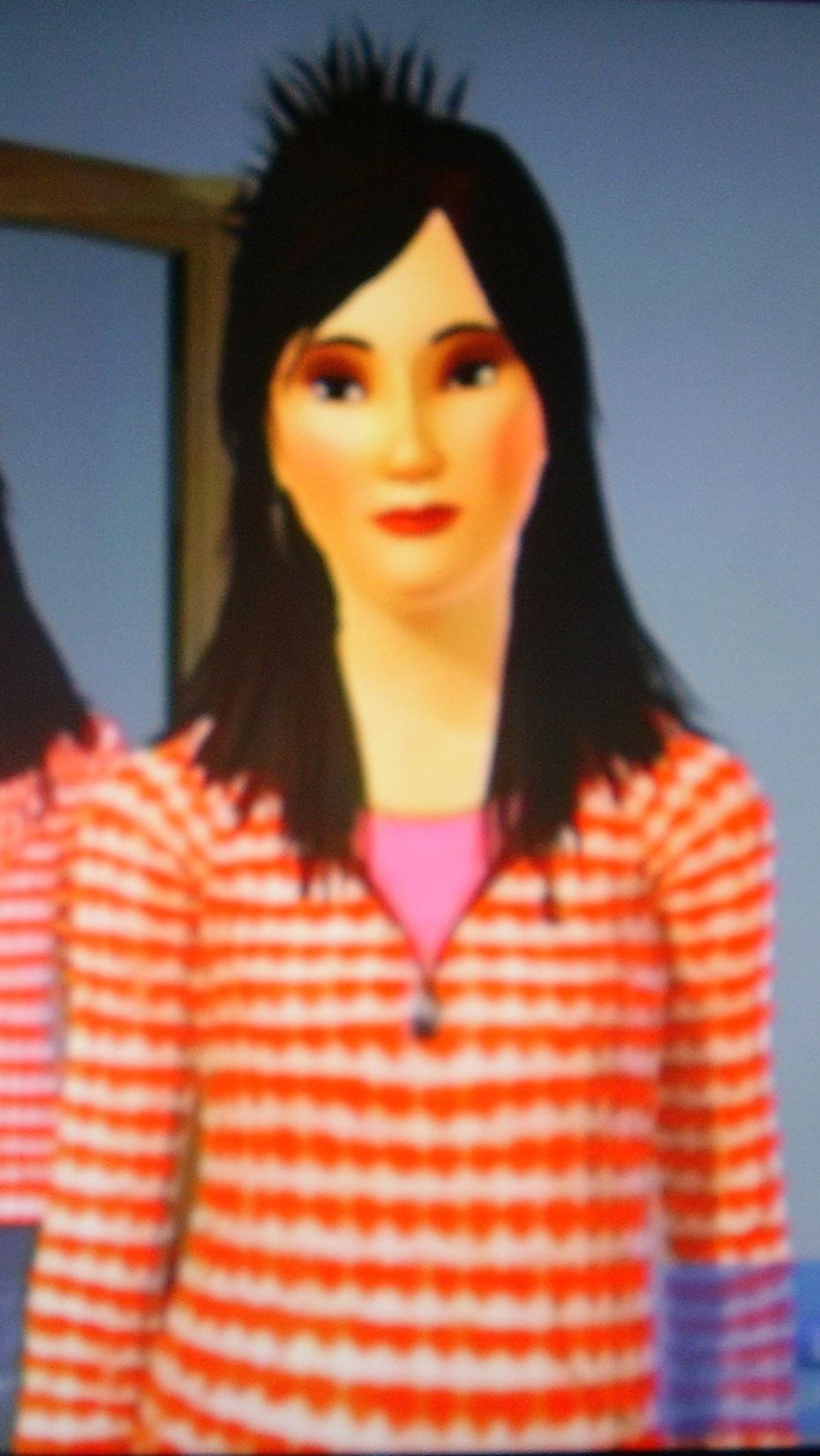 Penny Aragon (Heather)
