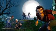 TS3 supernatural werewolf fullmoon