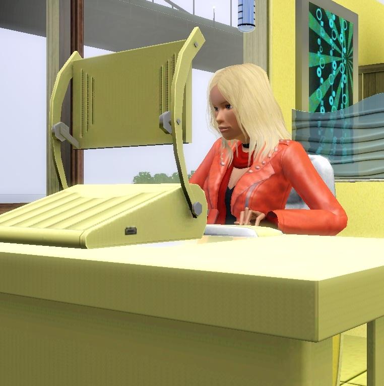 Писательство (The Sims 3)
