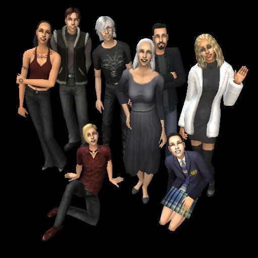 Famille Meunier