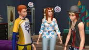 Sims4 Papas y Mamas 2