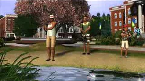 The Sims 3 - Official E3 First Look Trailer (PC)