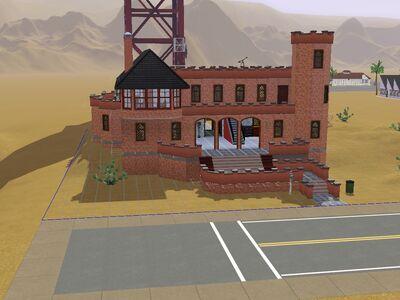 Casa Panero versión de Luis Simspedia