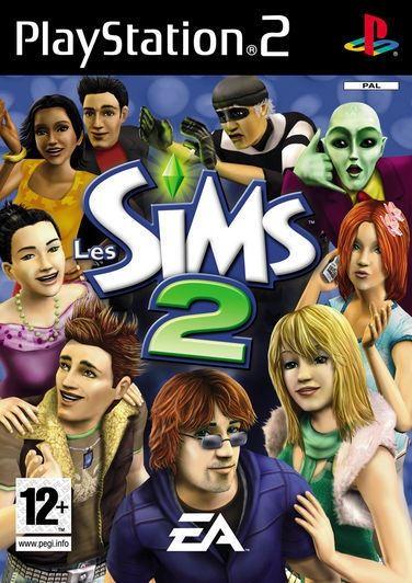 Les Sims 2 (console)