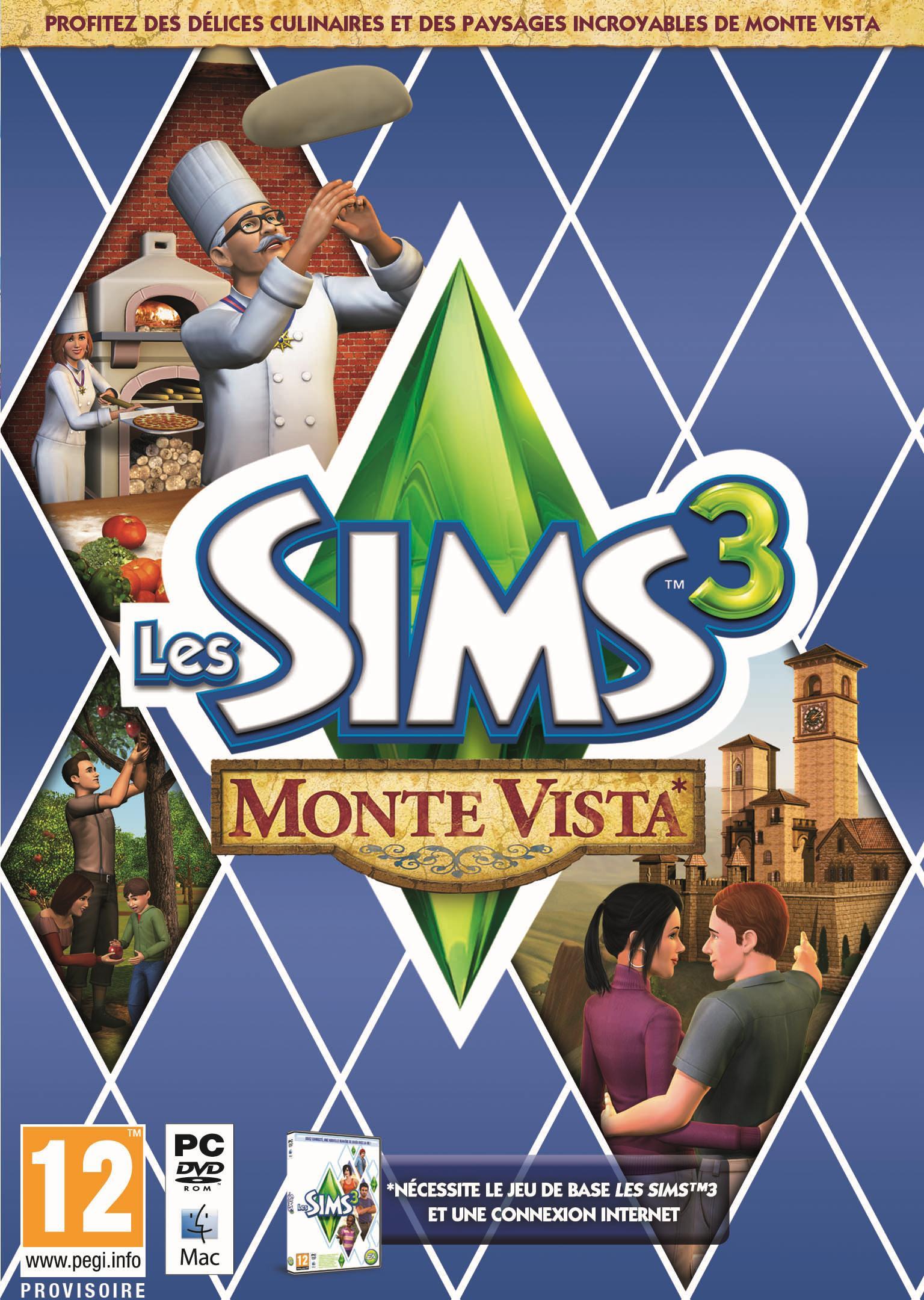 Les Sims 3: Monte Vista
