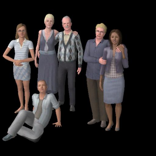 Famille Barbedencre