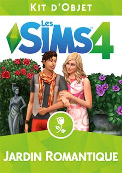 Packshot Les Sims 4 Jardin romantique.png