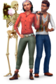 The Sims 4 Jungle Adventure Render 01