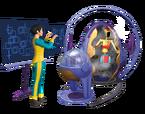 Les Sims 3 En route vers le futur Render 05