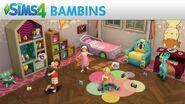 Les Sims 4 Les bambins sont arrivés!