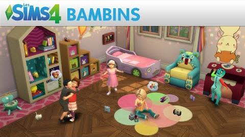Aster09/Mise à jour Les Sims 4 : Les bambins