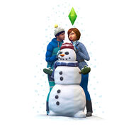 The Sims 4 Seasons Render 06