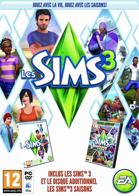 Les Sims 3 Plus Saisons
