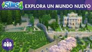 Los Sims 4 ¿Quedamos? Explora un mundo nuevo, tráiler oficial