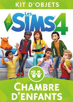 Packshot Les Sims 4 Chambre D'enfants.png