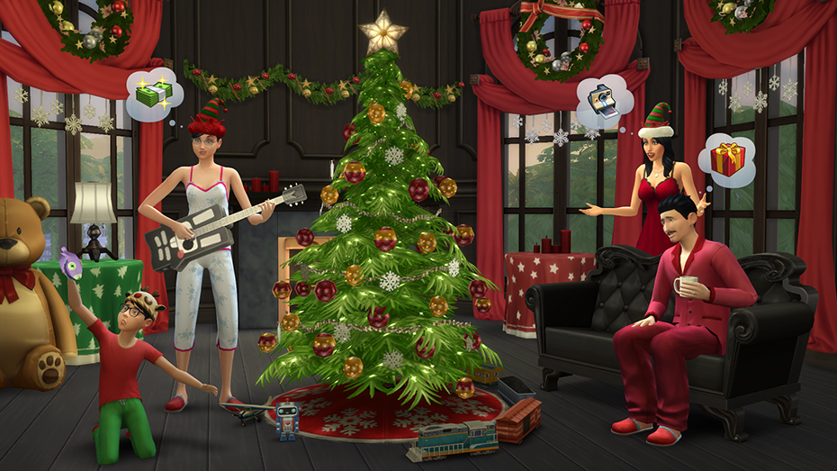 The Sims 4: Holiday Celebration Pack
