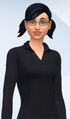 Cassandra Goth (The Sims 4)