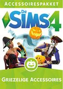 De Sims 4 Griezelige Accessoires Cover